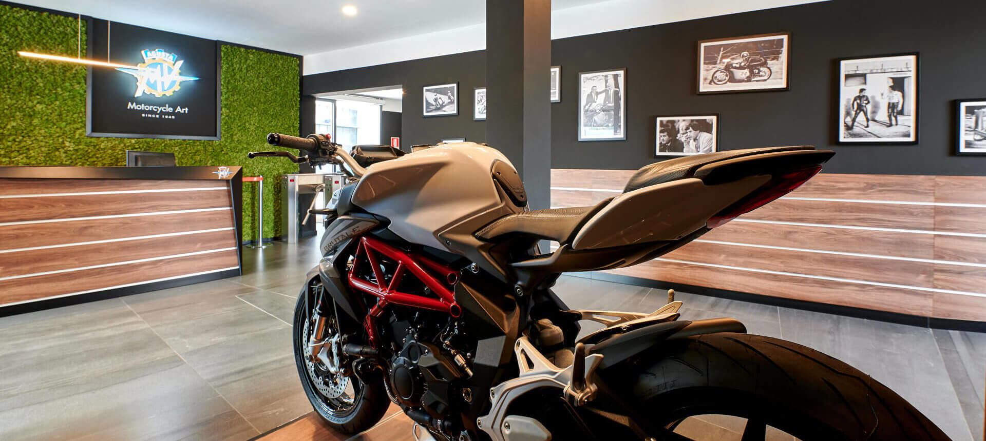 MV Agusta | Headquarters | Showroom and stores